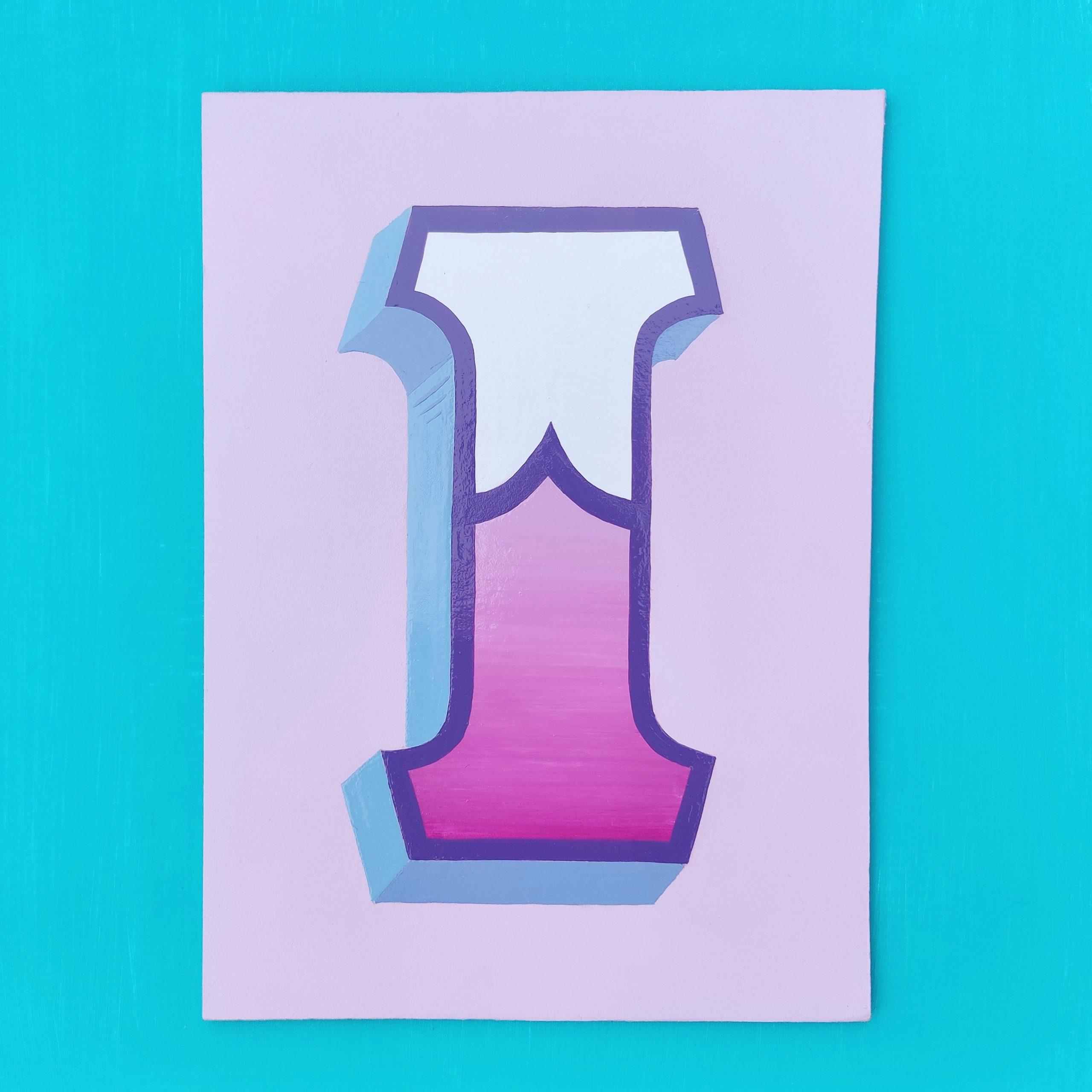 Carnival initials I
