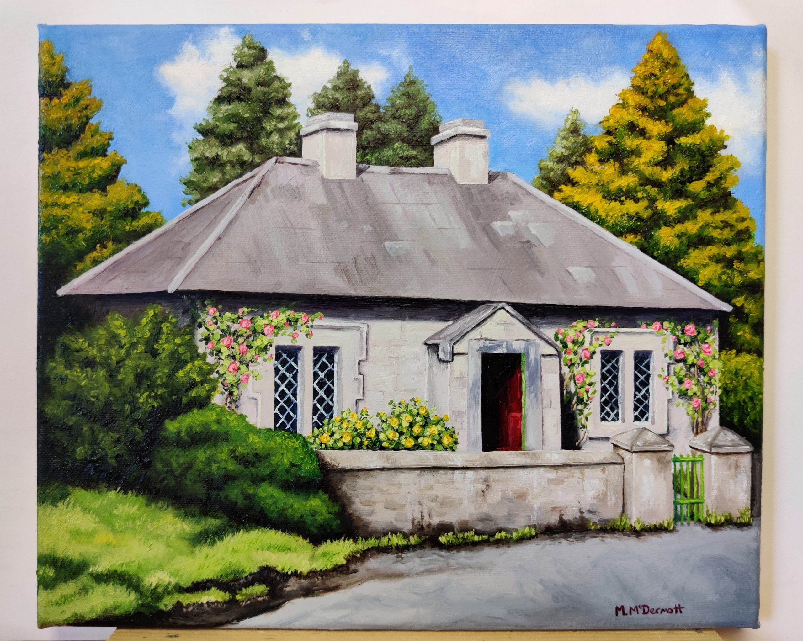 Cottage at Dunsany